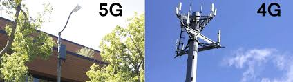 5 G Towers