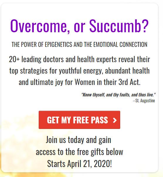 Overcome Or Succumb