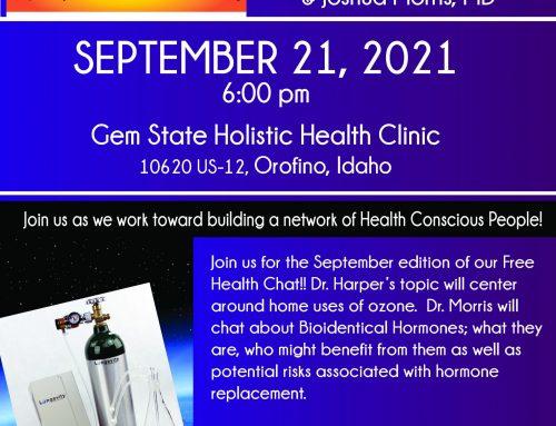 Gem State Gems 8/30/21