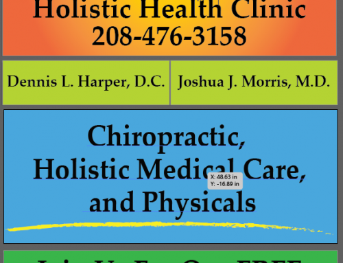 New Sign + New Branding = Exciting time for Gem State Holistic Health!